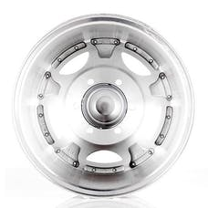 "American Racing AR235885 - AR-23 - Size 15""x8"", Bolt Pattern 5""x5.5"", Offset (-19mm), Backspacing 3.75"" - Machined"