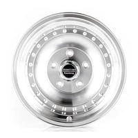 "American Racing AR615885 - Outlaw I - Size 15""x8"", Bolt Pattern 5x5.5"", Offset (19mm), Backspacing 3.75"" - Machined"