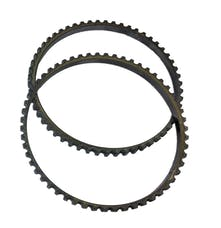 Artec Industries BB1051 - JK 1 Ton Sterling 52 Tooth Tone Ring Artec Industries