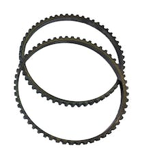 Artec Industries BB1053 - JK 1 Ton Sterling 60 Tooth Tone Ring Artec Industries