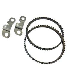 Artec Industries BB1430 - JK 1 Ton 14 Bolt Factory Disc ABS Kit Tone Ring 52 Tooth Artec Industries