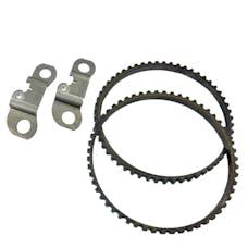 Artec Industries BB1431 - JK 1 Ton 14 Bolt Factory Disc ABS Kit Tone Ring 60 Tooth Artec Industries