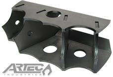 Artec Industries BR1005 - Crossmember Bracket Large 4 Link Tube Style Size 1.75 Inch OD Round Tube Artec Industries
