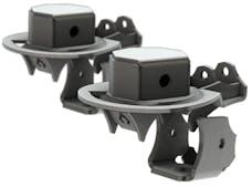 Artec Industries BR1113 - Ultimate Coil Bracket 0 Degree LCA Brackets 3.5 Inch Tube Diameter Artec Industries