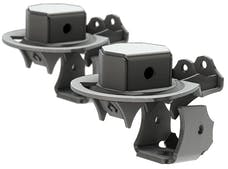 Artec Industries BR1114 - Ultimate Coil Bracket 10 Degree LCA Brackets 3.5 Inch Tube Diameter Artec Industries
