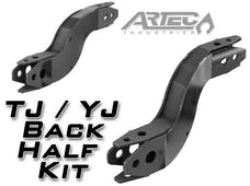 Artec Industries FK0002 - TJ/YJ Back Half Frame Kit Artec Industries