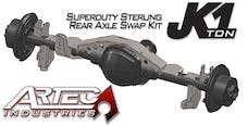 Artec Industries JK1050 - JK 1 Ton Superduty Rear Sterling Axle Swap Kit Artec Industries
