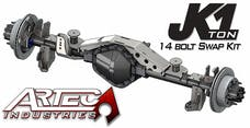 Artec Industries JK1410 - JK 1 Ton Rear 14 Bolt Swap Kit Artec Industries