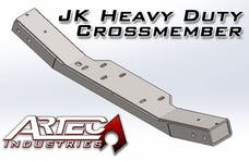 Artec Industries JK2003 - JK HD Crossmember 12-17 Wrangler JK Artec Industries