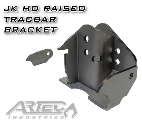 Artec Industries BR1077-GNKQ Lower Link Brackets Pair 0 Deg 3.5 Axle Diameter Inch