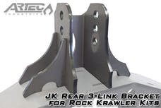 Artec Industries JK4430 - JK Rear 3-Link Bracket For Rock Krawler Kits Artec Industries