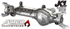 Artec Industries JK6042 - JK 1 Ton Superduty 05 Plus Front Dana 60 Swap Kit W/Currie Johnny Joints Artec Industries