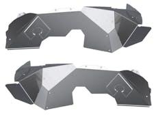 Artec Industries JL5107 - Jl Front Inner Fenders Solid Artec Industries