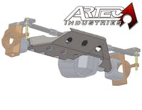 Artec Industries RM6001 - Dana 60 Full Hydro RAM Mount Only Chevy Artec Industries