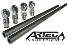 Artec Industries SK1402 - Superduty Crossover Steering Kit W/7/8 Inch Rod Ends Artec Industries