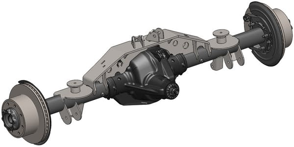 Artec Industries TJ1054 - Jeep TJ Triangulated Superduty Sterling Swap Kit W/Truss 2.63 Inch OEM 97-06 Wrangler TJ Artec Industries