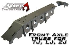 Artec Industries TJ3001 - D30 Front Axle Truss For TJ LJ ZJ Artec Industries
