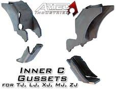 Artec Industries TJ3010 - Dana 30 Inner C Gussets Artec Industries
