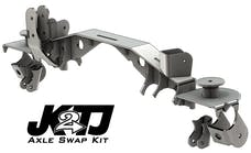 Artec Industries TJ4418 - JK2TJ Rear Swap Kit W/Truss Artec Industries