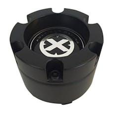 American Racing 391K80YB003 - ATX Slot Center Cap - Satin Black