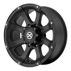 "ATX SERIES AX18828512635 - ATX LEDGE Wheel Teflon, 20"" X 8.5"" 5X4.5 Bolt Pattern, Back Spacing 6.1"""