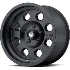 """ATX Series AX19989050700 - AX199 Mojave II Wheel - 18""""x9"""" - Bolt Pattern 5x5"""" - Backspacing 5"""" - Offset 0 - Satin Black"""