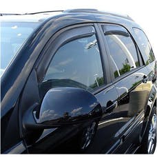 Auto Ventshade AVS-194243 - In-Channel Ventvisor Side Window Deflector, 4-Piece Set for 2005-2010 Jeep Grand Cherokee
