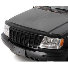 Auto Ventshade AVS-25073 - Bugflector II Dark Smoke Hood Shield for 2011-2019 Jeep Grand Cherokee