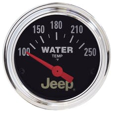 "AutoMeter Products 880241 2-1/16"" Water Temperature, 100-250F"
