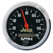 AutoMeter Products 880244 3-3/8 Electronic 160 Speedometer (like 2489)