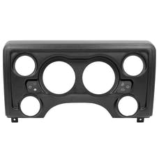 "AutoMeter Products 90011 Direct Fit Dash Panel Gauge Mount-6  Gauge (3 3/8"" X2, 2 1/16"" X4)"