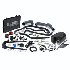 Banks Power 25400 - Intercooler Upgrade System 99-04 Jeep Wrangler 4.0L
