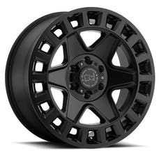 Black Rhino Wheels 1790YRK-25127M71 - York Wheel 17x9 5x5 Matte Black