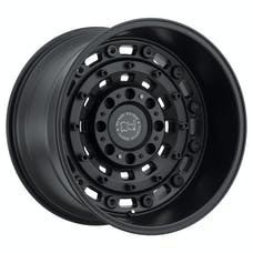 Black Rhino Wheels 1795ARS-85127M71 - Arsenal Wheel 17x9.5 5x5 Textured Matte Black