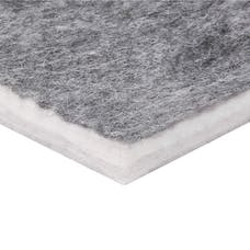 BOOM MAT 050113 - Under Carpet Lite - Sound Absorption & Insulation - 70IN X 72IN