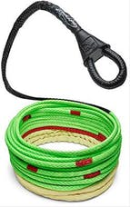 Bubba Rope 176756X100 - 100ft Winch Replacement Line