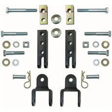 Currie CE-9033TJ - TJ Tow Bar Mounting Kit