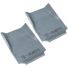 Currie CE-9085MS - Lower Control Arm Skid Plates Pair Requires Welding Pair