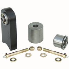 Currie CE-9102K - XJ/TJ/LJ/MJ Front End Housing Johnny Joint Kit For 4WD W/ 7/16 inch Thru Bolts