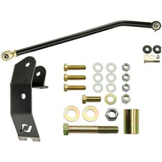 Currie CE-9123N Jeep TJ/LJ Unlimited Johnny Joint Rear Trac Bar W/Currie Housing Bracket Kit