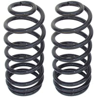 Currie CE-9131RH3P Jeep Wrangler LJ Unlimited Coil Spring 4 Inch Rear Pair