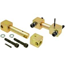 Currie CE-9161 - TJ/LJ Rear Bar Pin Eliminator Kit