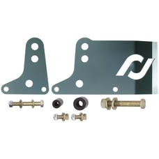 Currie CE-9807FTBK Jeep Wrangler JK/JKU Front Trac Bar Relocator Kit From JK Off Road Suspension Kit