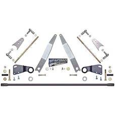 Currie CE-9900TJRA - TJ/LJ Bolt ON Rear Antirock Sway Bar Kit W/Aluminum Arms