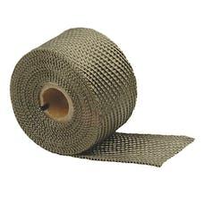 DEI 010125 - Titanium Exhaust Wrap - 2IN X 33FT