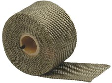 DEI 010131 - Titanium Exhaust Wrap - 2IN X 25FT