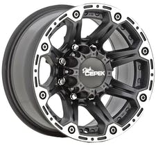 Dick Cepek 90000000065 Light Truck Wheel