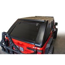 DV8 Offroad HTJL02-B Jeep JL Fastback Hard Top 18-Present Wrangler JL Razor Series
