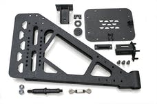 DV8 Offroad TCSTTB-06 Add On Tire Carrier RS-10 / RS-11