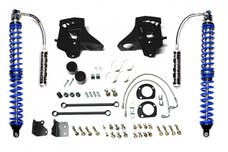 EVO Manufacturing EVO-1108B - EVO JK FRONT BOLT-ON COILOVER KIT (BLACK)